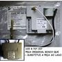 Uce Unidade Eletrônica Aquec Bosch Cumulus W125 275 350 400