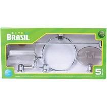 Kit Acessórios Brasil 05pç R F