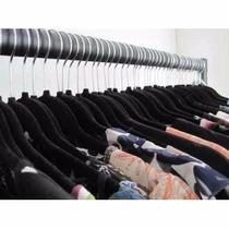 Kit Cabide Veludo 200 Unid.| Closet | Lojas - Frete Barato