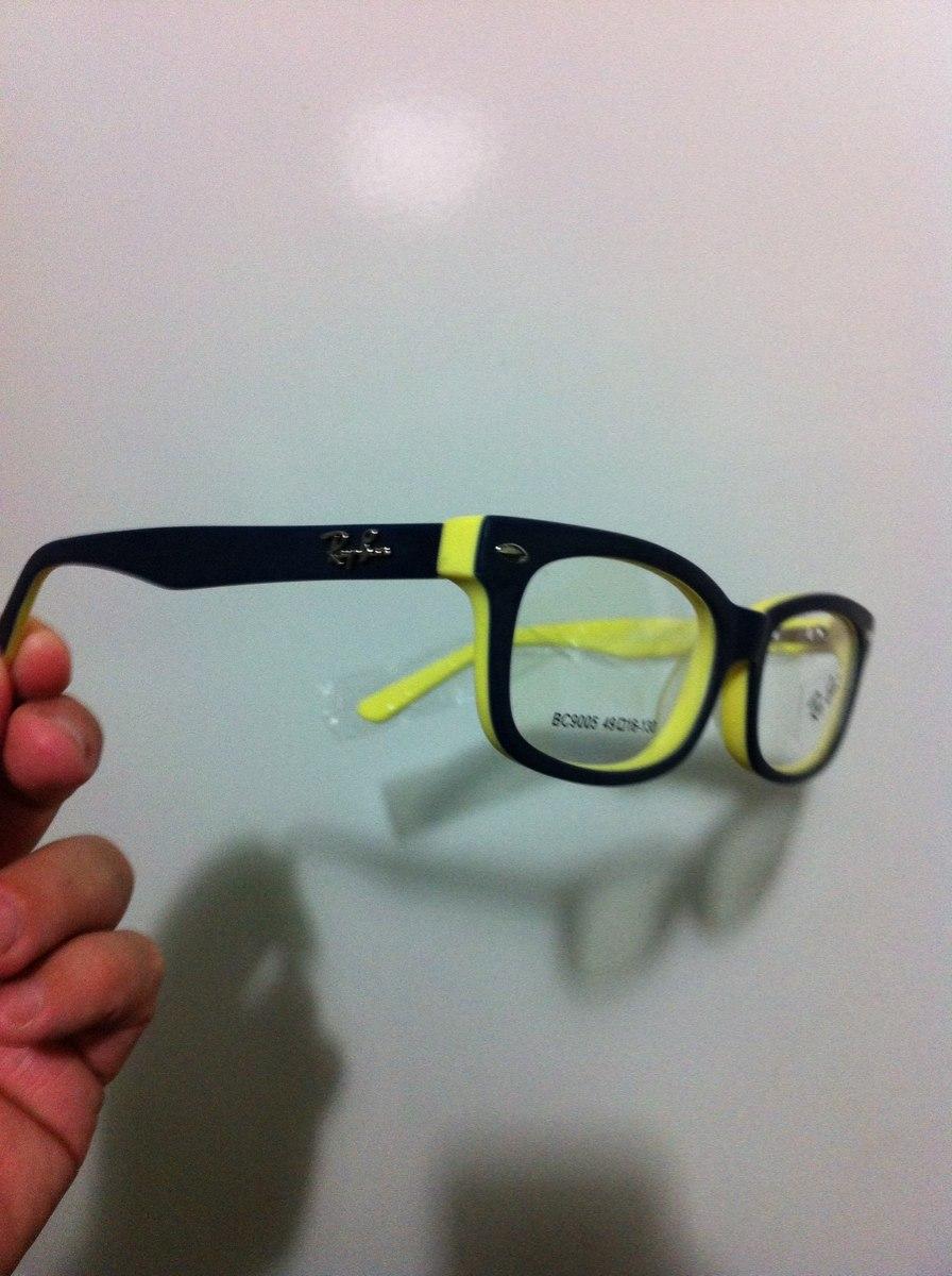 bebcde83a Armação Para Oculos De Grau Rayban | Louisiana Bucket Brigade
