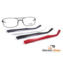 Óculos Troca Hastes Aviador Esportivo - Armação P/ Grau
