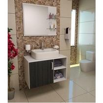 Armário Para Banheiro Taranto 80