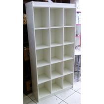 Armario Colmeia Branco 100% Mdf 1,80x0x90