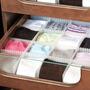 Divisórias Para Organizar Gavetas Embalagem Com 5 Un Ordene
