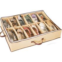 Sapateira Organizadora De Sapatos Flexível 12 Pares Ordene