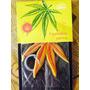 Aromatizador Veicular Importado (aroma De Cannabis/hemp)