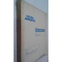 Livro Coleção Estudos Avançados Usp - Estudos Urbanos