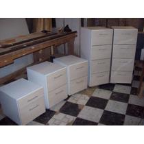 Arquivos P/ Pastas Suspensas Com 2, 3 ,4 ,5 Ou 12 Gavetas