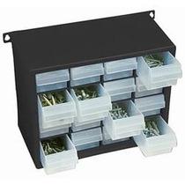 Gaveteiro Plástico Organizador Multiuso C/ 16 Gavetas