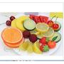 Simulação Decoração Cereja, Limão Abacaxi Melancia Frutas