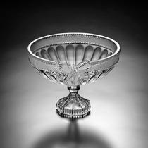 Fruteira Royal De Cristal Wolff - 2709 - Lole Presentes