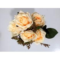 4unid Flores Artificiais Para Arranjos Decoração De Festas