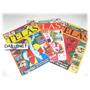 Kit De 3 Revistas - Pintura Em Tela - Maravilhosas Telas