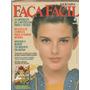 Revista Antiga Faça Fácil Numero 75 - Editora Globo - Au