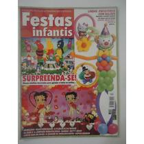 Coleção Estilos & Tendências Especial #13 Festas Infantis