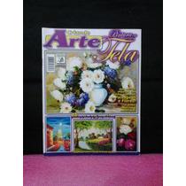 Revista Criando Arte Pintura Em Tela N°2