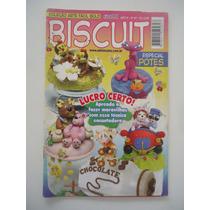 Biscuit Especial Potes - Da Coleção Arte Fácil Gold #27