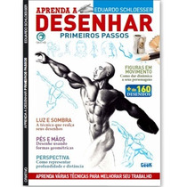Livro Aprenda Desenhar Primeiros Passos1 Eduardo Schloesser