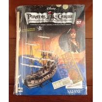 Fascículo - Piratas Do Caribe - Pérola Negra - Salvat