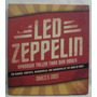 Led Zeppelin Livro + Cd Shadows Taller Than Our Souls 2009