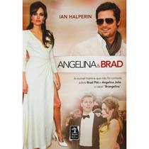 Brad & Angelina Livro
