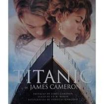 Titanic - James Cameron - Livro Poster