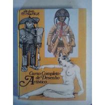 Curso Completo De Desenho Artístico Volume 1 - Jayme Cortez