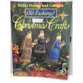 Livro Old-fashioned Christmas Crafts Decoração De Natal
