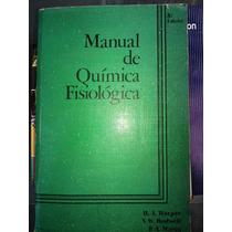 Livro Manual De Química Fisiológica