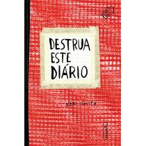 Oferta: Destrua Este Diário - Capa Vermelha - Lançamento