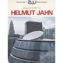 Livro Architecture And Urbanism A+u Helmut Jahn Japan 1986