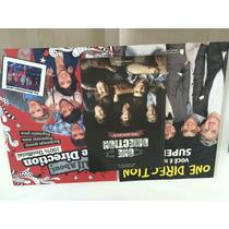3 Livros One Direction Usados Em Bom Estado + Frasqueira