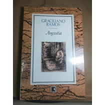 Livro Graciliano Ramos - Angústia Editora Record