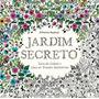 Jardim Secreto Livro Johanna Basford - Frete 8 Reais