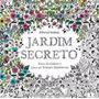 Jardim Secreto Livro De Colorir Para Adultos - Frete 8,00