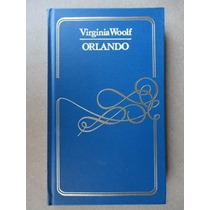 Livro Orlando , De Virginia Woolf , Capa Dura Otimo Estado