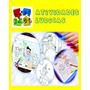 Livro De Atividade Lúdica Infantil 50 Folhas