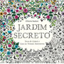 Jardim Secreto Livro Johanna Basford Antiestresse Colorir