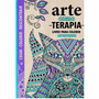 Arte Como Terapia- Livro Para Colorir Antiestresse