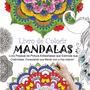 Livro De Colorir Mandalas - Antiestresse Relaxante Terapia