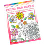 Livro De Colorir Para Adultos Desenhos Antiestresse