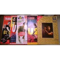 Kit Revistas E Livro - U2