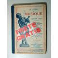 Livro Le Livre De Musique - Claude Augé