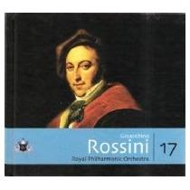 Coleção Globo De Música Clássica - Rossini - Volume 17 C/cd