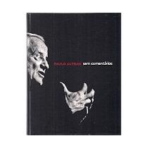 Livro Paulo Autran Sem Comentários - Único No Mercado Livre
