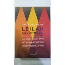 Livro Onze Peças De Leilah Assumpção (autografado)