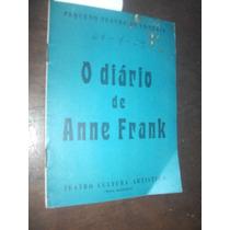 O Diário De Anne Frank Direção Antunes Filho 1959