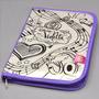 Agenda Bandolera Violetta Disney - Color Me P/ Colorir