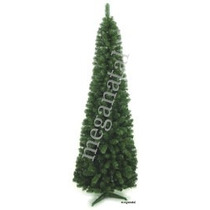 Arvore De Natal Pinheiro Americano Slim 2,40cm