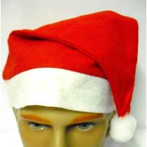 Touca/gorro De Natal/ Feltro-produto Importado Lj Alfa